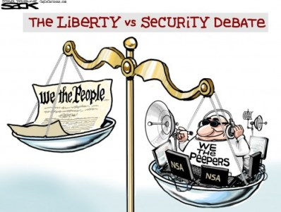 NSA - Liberty vs Security