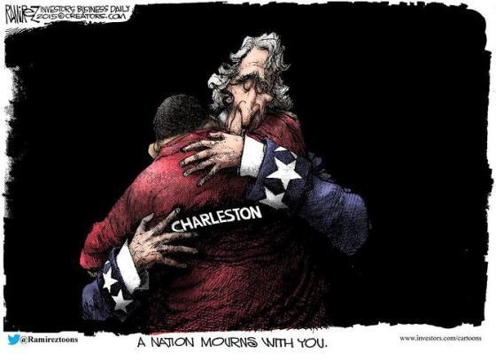 Charleston tragedy