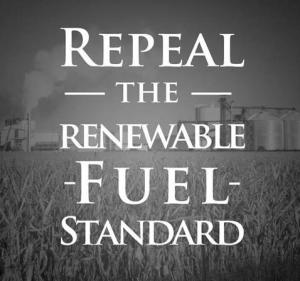 Repeal Renewable Fuel Standard