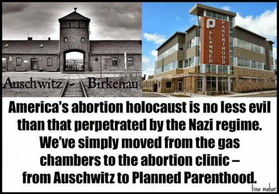 Abortion holocaust