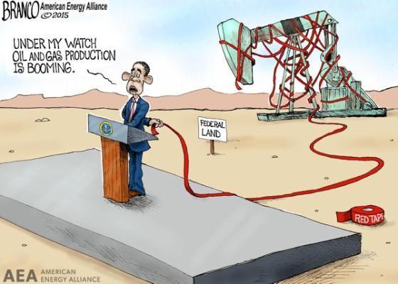 Obama oil policy
