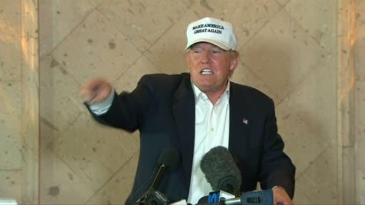 Trump speech on immigration