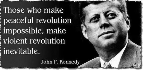 John Kennedy - revolution