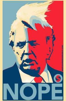Donald Trump - Nope