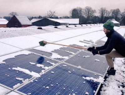 Energy - Solar panels