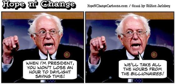 The Sanders of Time copy