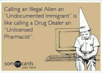 Illegal immigration - aliens