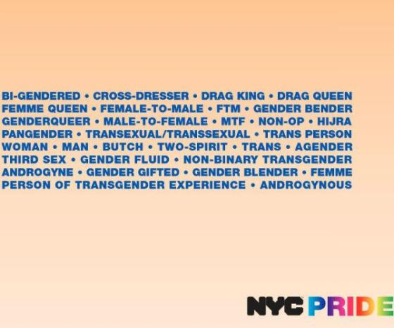 LGBT - NYC list