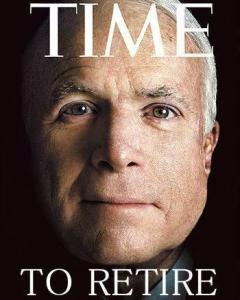McCain Time to Retire