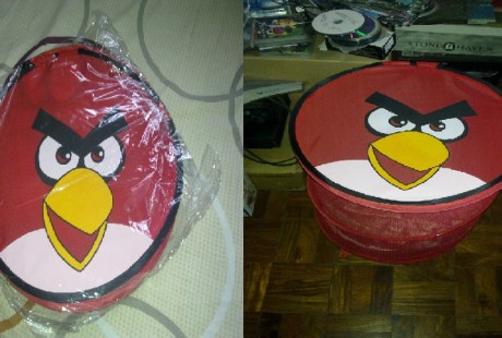 Angry Birds Hamper