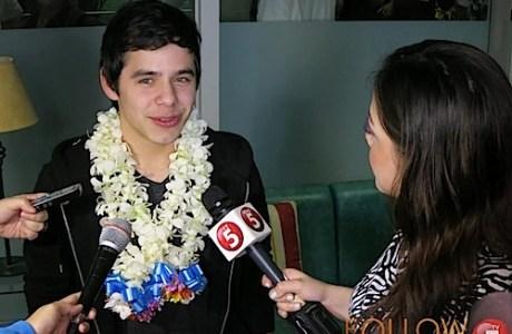 David Archuleta TV5