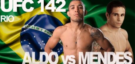 UFC 142 Live PPV
