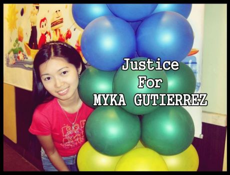 Justice for Myka Gutierrez