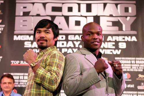 Pacquiao VS Bradley LIVE