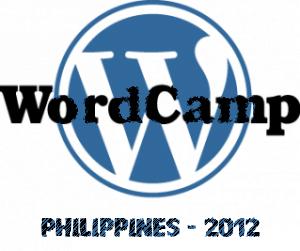 Wordcamp Philippines 2012