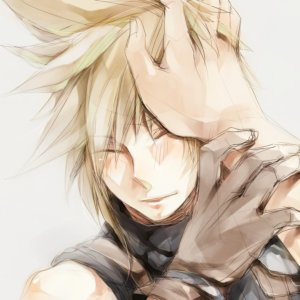 Cloud Strife Cartoon