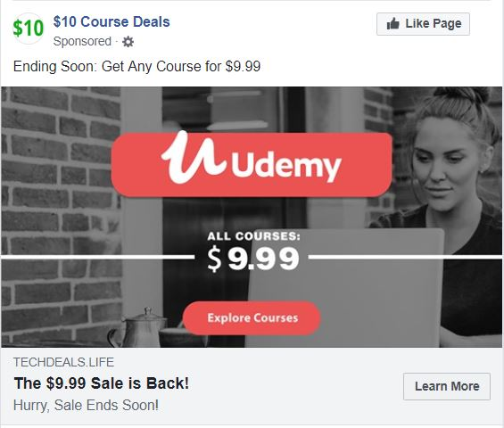 Udemy Reviews 2018