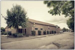 Het Dorpshuis in Strijen wordt dit jaar grondig verbouwd. - Foto Mary Romijn Fotografie