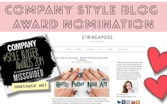 Company Style Blog Award