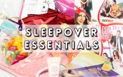sleepover essentials featured