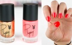 playboy nail polish