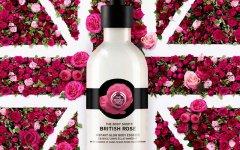 The Body Shop British Rose