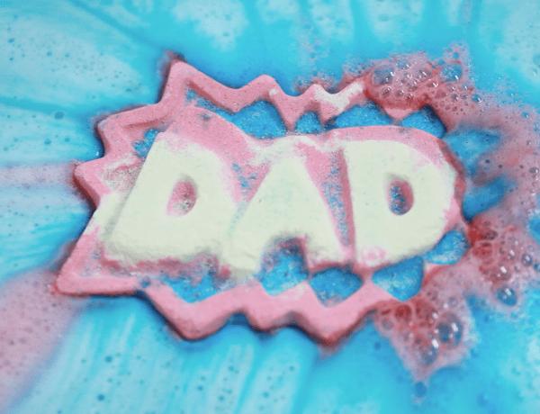 Superdad Lush fathers day