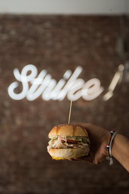 Strike! Burger
