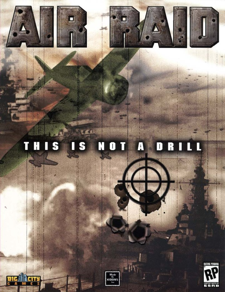 Download Free: AIR RAID: THIS IS NOT A DRILL