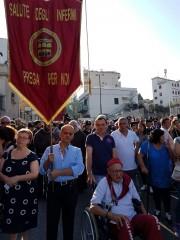 Processione Madonna della Consolazione Reggio Calabria - Decano dei portatori