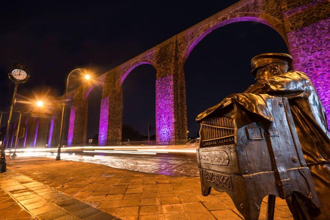 city arches