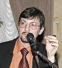 Александр Белов, координатор ДПНИ. Фото «Stringer»