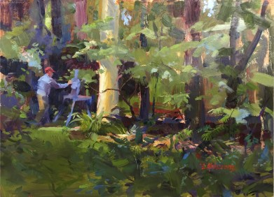 Ahlstrom_Bloomsbury_Square_9x12_oil_on_panel_800usd