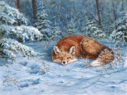 Snow Snooze