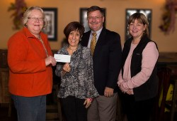 Martin_Kraus_Williams_Presenting Check to SFAC