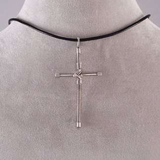 Guitar String Cross