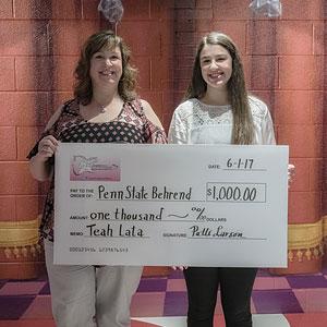 Teah Lata Scholarship Winner