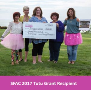StringsforaCURE Foundation is a 2017 Tutu Grant Recipient