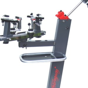 Drop weight machines on a stand