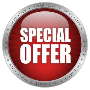 Different special offers
