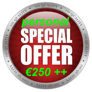 personal special offer