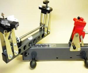 Licht-gewicht bespanmachines