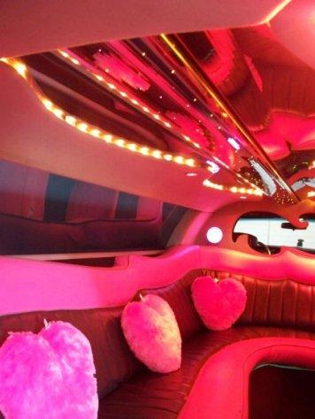 Une ballade en limousine à Paris