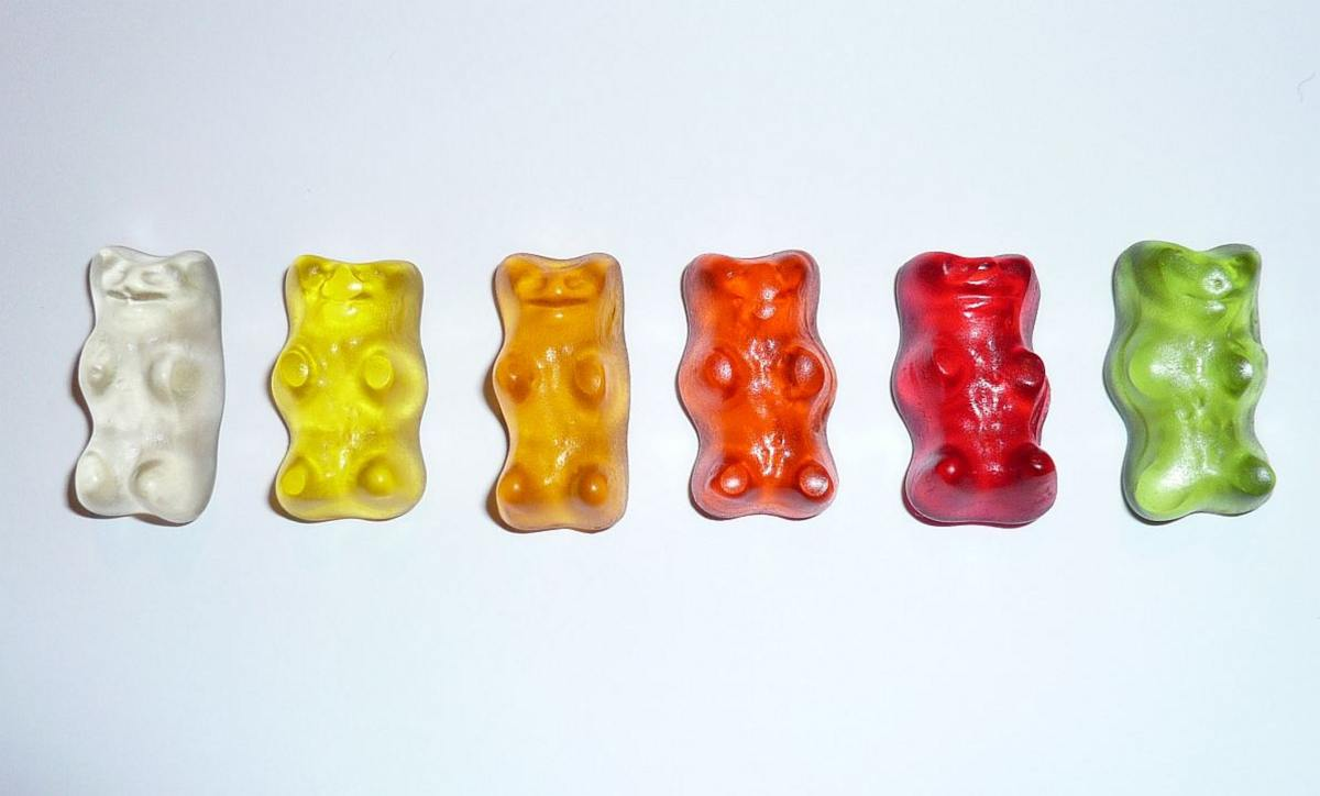 The Evil Gummy Bears Got Me