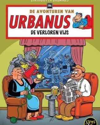 Urbanus 194 De Verloren Vijs