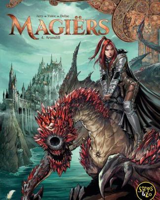 De Magiers 4 Arundill