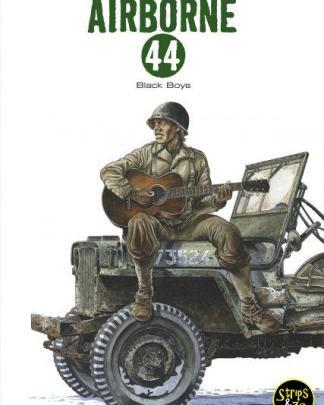Airborne 44 9 – Black Boys