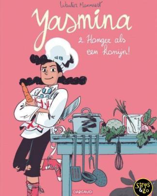 Yasmina 2 Honger als een konijn