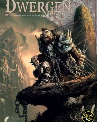 Dwergen 15 Oboron van het Schild
