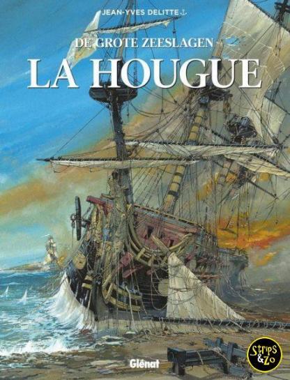 Grote zeeslagen de 13 – La Hougue